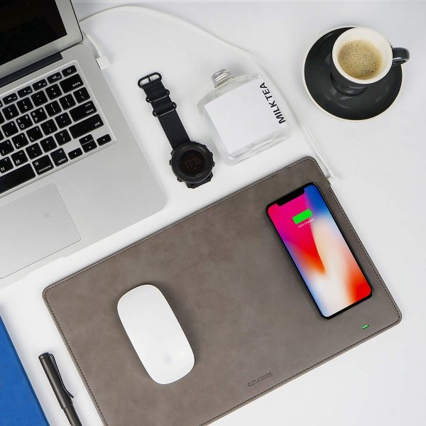 qi-wireless-phone-charging-mouse-pad-600x600 Product Of The Week: Qi Wireless Fast Charging Mouse Pad Upholstery in Victoria
