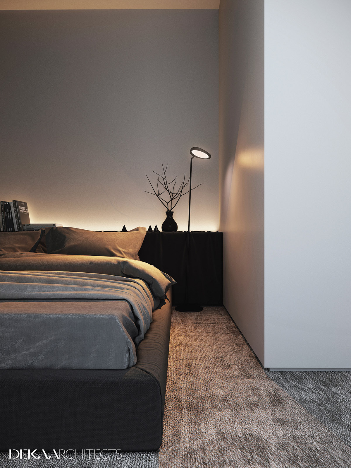 Grey, Raw, Masculine Interiors  Home Sweet Home