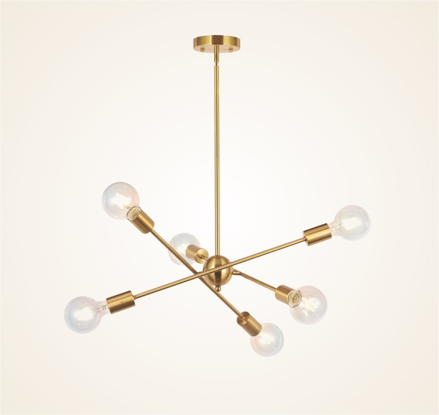 51 Sputnik Chandeliers To Give Your Decor A Contemporary Edge