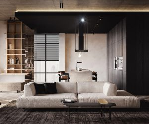 design living room apartment interior ideas a welcoming home with chic dark decor