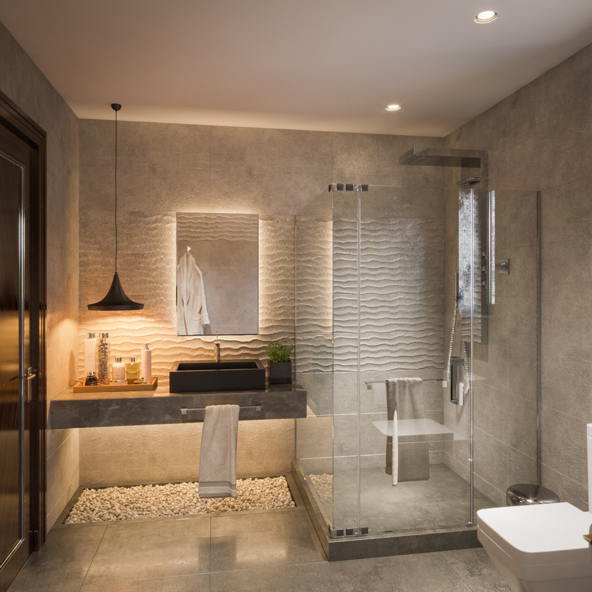 Modern Bathroom 51 Modern Bathroom Design Ideas Plus Tips On How To Accessorize Yours