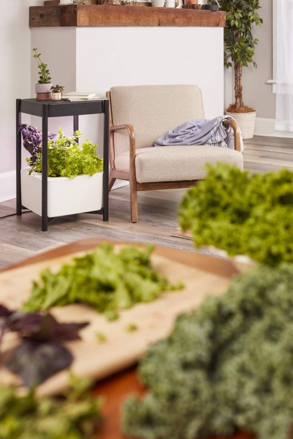 Product Of Week Side Table With Built In