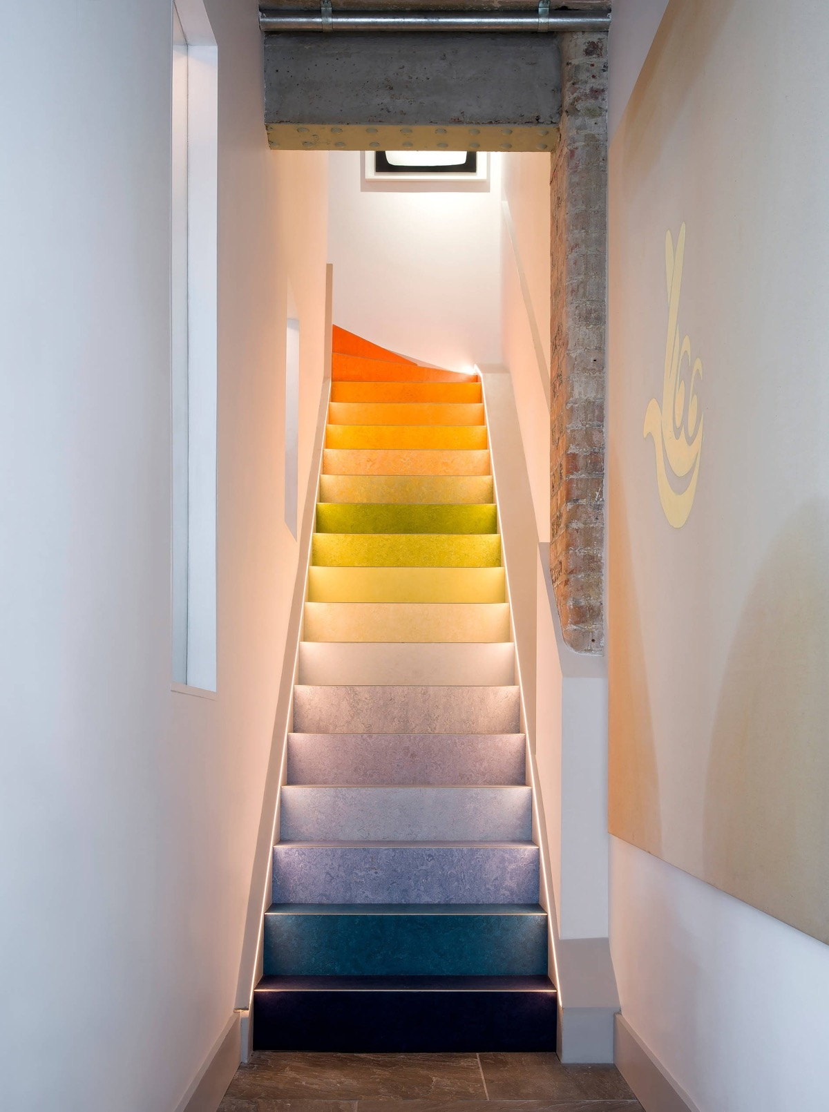 51 Stunning Staircase Design Ideas | Staircase Side Wall Design | Farmhouse | Ladder | Bookshelf | Small Space | Beautiful