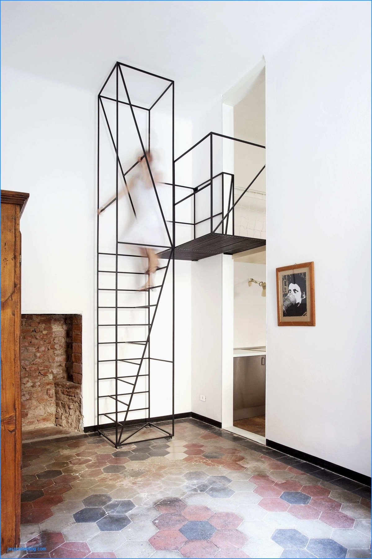 51 Stunning Staircase Design Ideas | Home Outside Steps Design | Handrail | Building | Ground Floor | Outer | 1St Floor