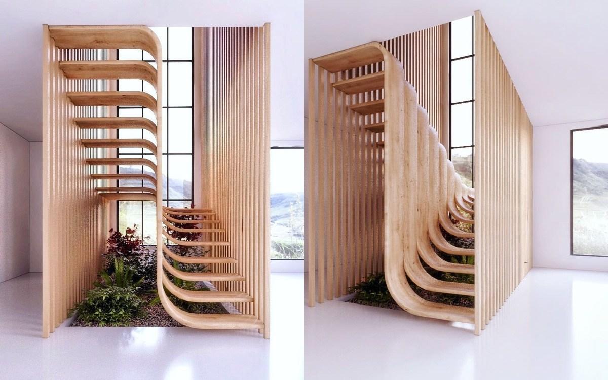 51 Stunning Staircase Design Ideas | Modern House Ladder Design | Inside Outside | Metal Balustrade | Loft | Outdoor Balcony | Beautiful