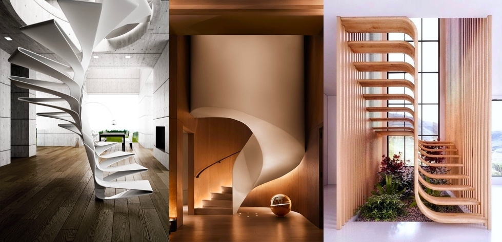 51 Stunning Staircase Design Ideas | House Steps Design Outside | Renovation | Fancy | Second Floor | Interior | Patio