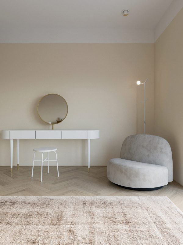 Peachy Coffee And Cream Interiors With A Swirl Of Sophisticated Beatyapartments Chair Design Images Beatyapartmentscom