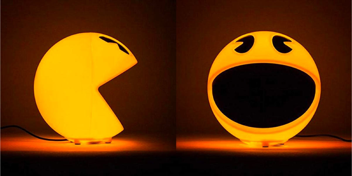 Product Of The Week: The Cute And Geeky Pac-Man Lamp