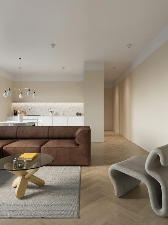 Sensational Coffee And Cream Interiors With A Swirl Of Sophisticated Beatyapartments Chair Design Images Beatyapartmentscom
