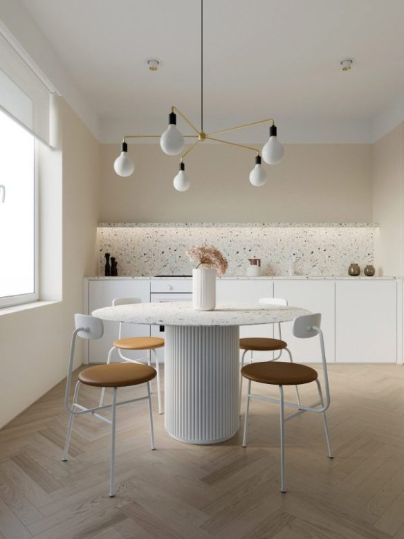Astonishing Coffee And Cream Interiors With A Swirl Of Sophisticated Beatyapartments Chair Design Images Beatyapartmentscom
