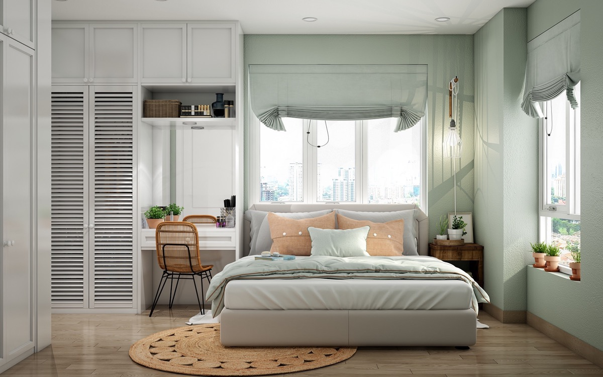 Our editors independently research, test, and recommen. 51 Green Bedrooms With Tips And Accessories To Help You Design Yours