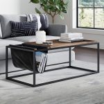 51 Rectangle Coffee Tables That Stand Out With Style And Functionality