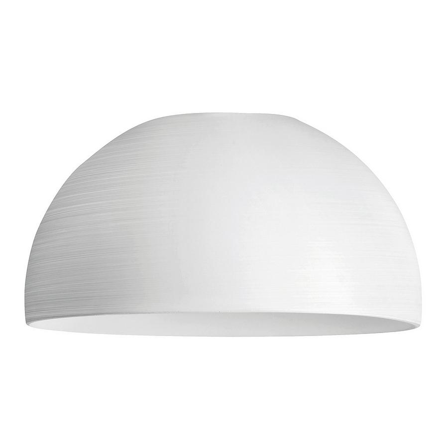 Halbkugel Schirm Lampenschirm Lampenzubehr Lampe Glas Wei Kche Esszimmer NEU  eBay