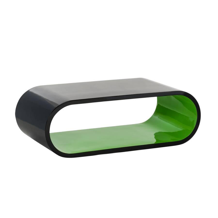 NEG Design Tisch SURYA grn WrfelBeistelltisch mit