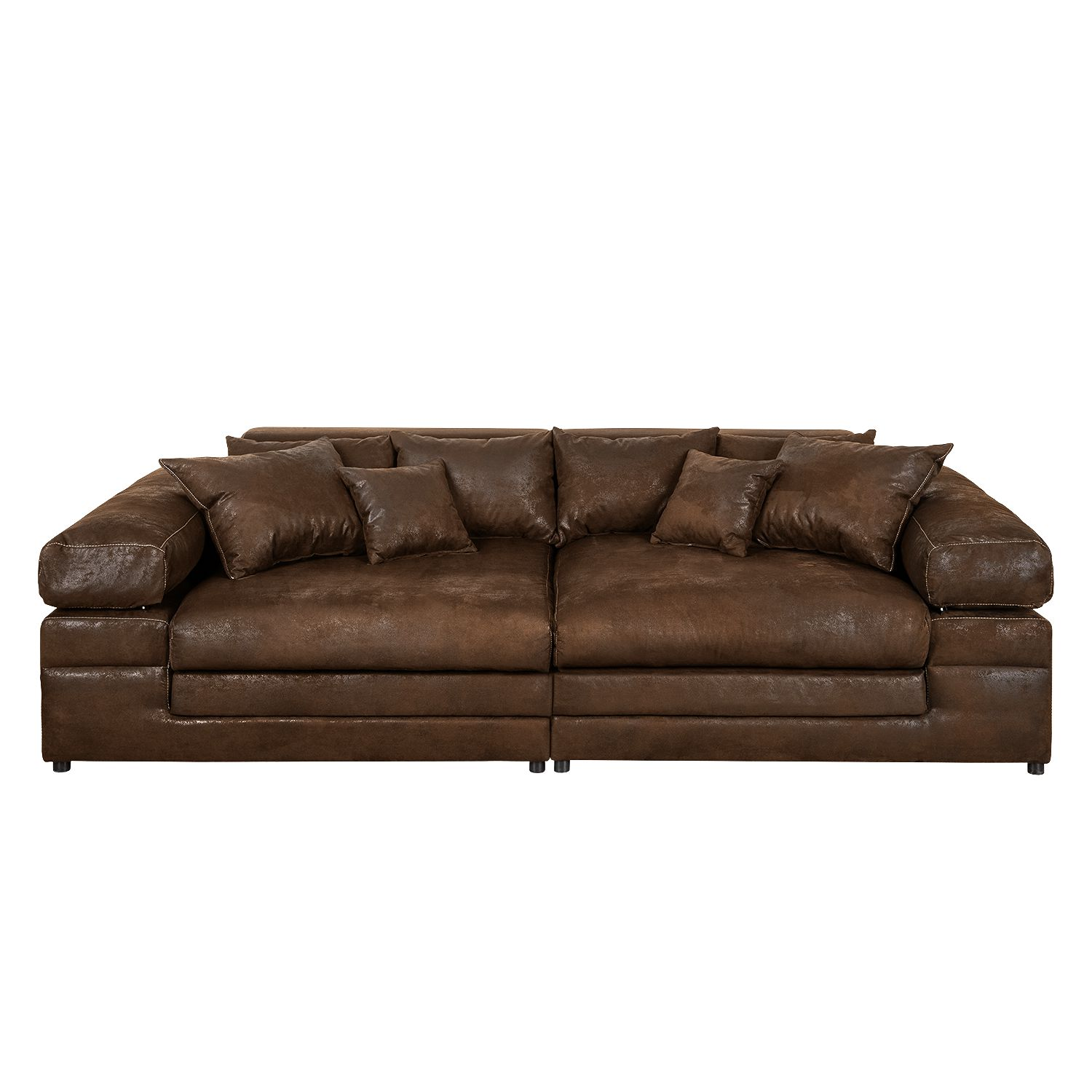 Verschiedene Couch Leder Braun Ideen Von Big Sofa Full Size Of With