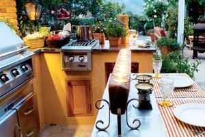 outdoor kitchen cost craftsman style cabinet doors 2019 costs average price to build an