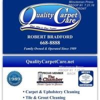 Quality Carpet Care
