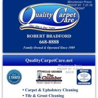 Quality Carpet Care | Tallahassee, FL 32309 - HomeAdvisor