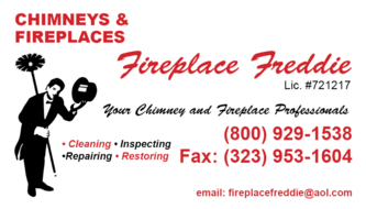 Fireplace Freddie Inc  Los Angeles CA 90039  HomeAdvisor