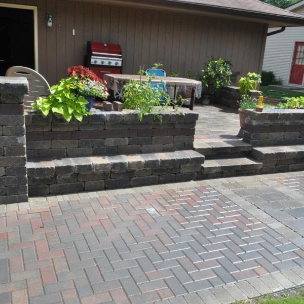 2020 brick paver costs