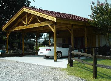LEO FIKES CUSTOM CARPORT Pictures And Photos