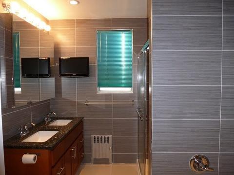 traditional bathroom in Brooklyn, NY