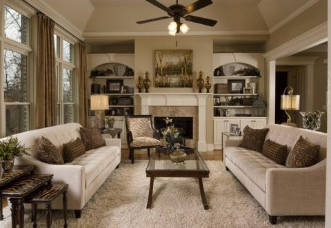 Family Room Ideas Designs  Pictures  Family Room Decorating