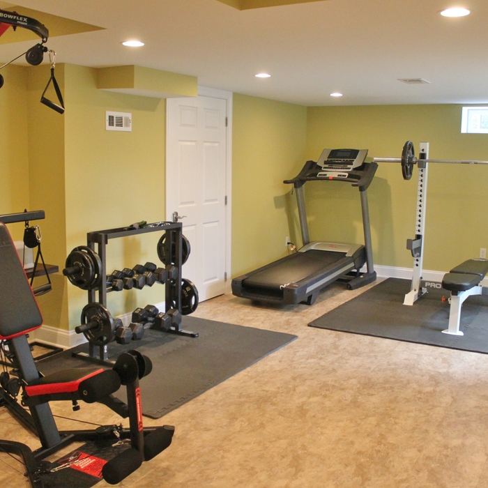 Building a Home Gym  Equipment and Proper Placement