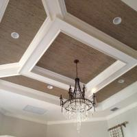 octagon coffered ceiling