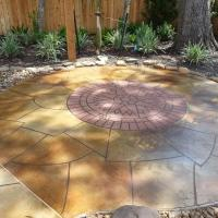 2019 Stamped Concrete Patio Cost Calculator | How Much to ...