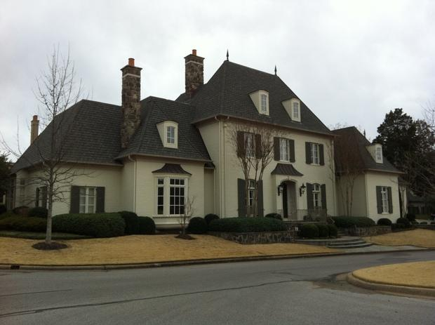 french country ideas for living rooms decorate room grey walls home exterior in memphis - dormer window ...