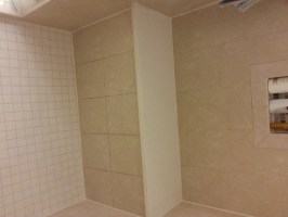 Casual / Comfortable Bathroom in Silver Spring - simple ...