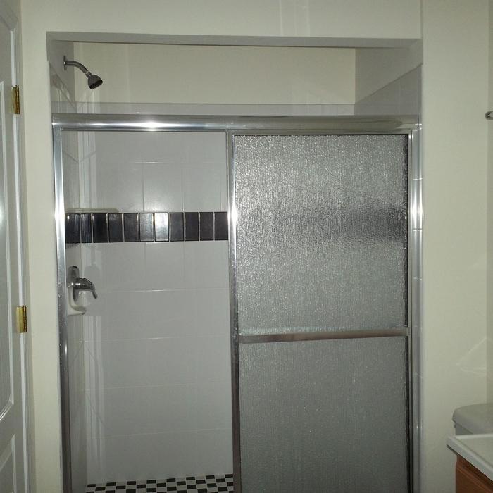 shower door installation replacement