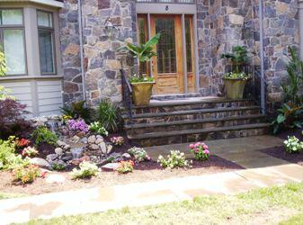Driftwood landscaping Pictures and Photos