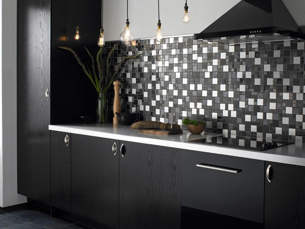 black and white tile kitchen backsplash price to renovate 50 best ideas for 2017