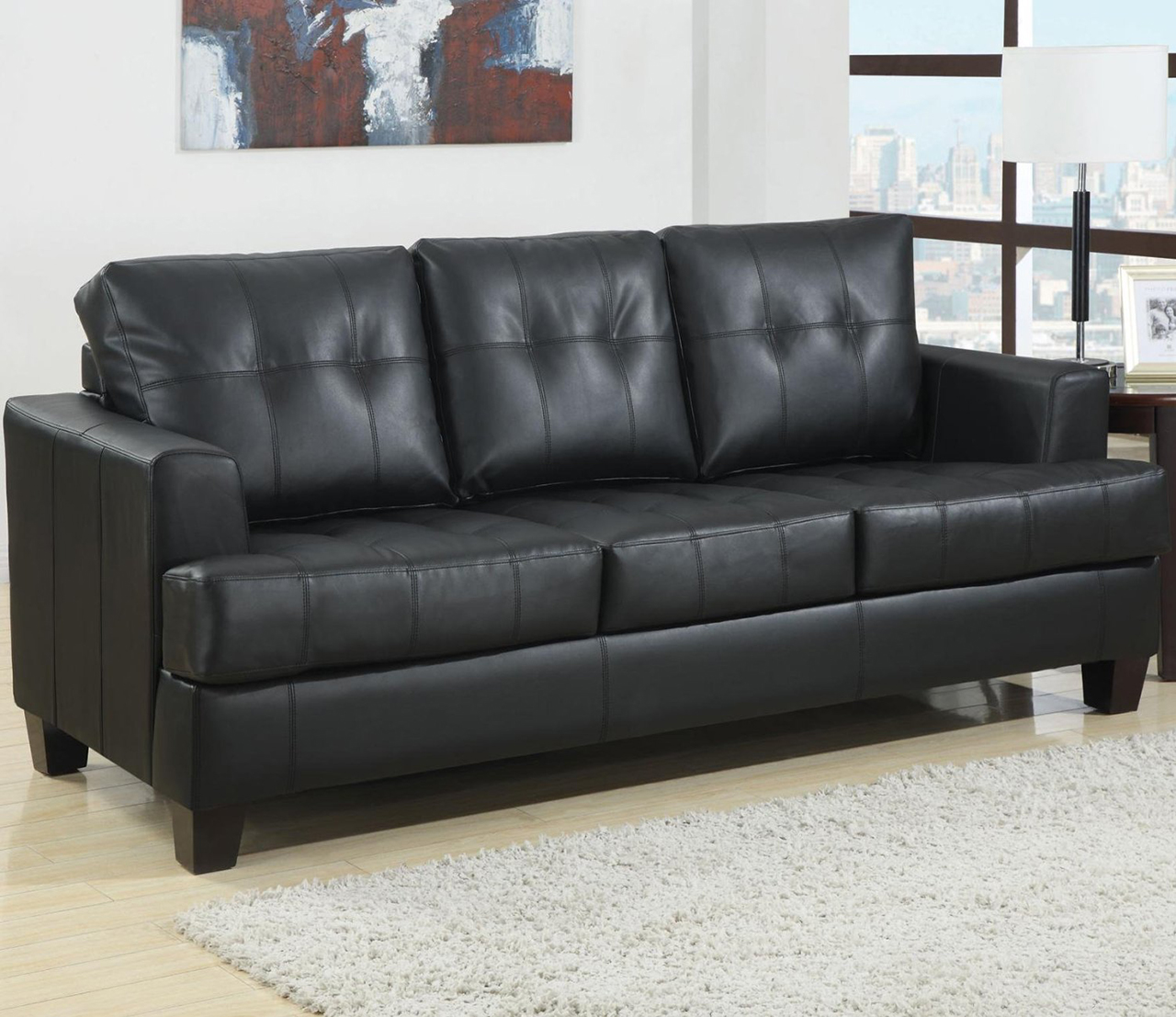 sleeper sofa black leather master 25 best beds to buy in 2017