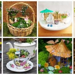 Small Sofa Sleeper Corner Units Dfs The 50 Best Diy Miniature Fairy Garden Ideas In 2016
