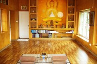 Zen Space: 20 Beautiful Meditation Room Design Ideas ...