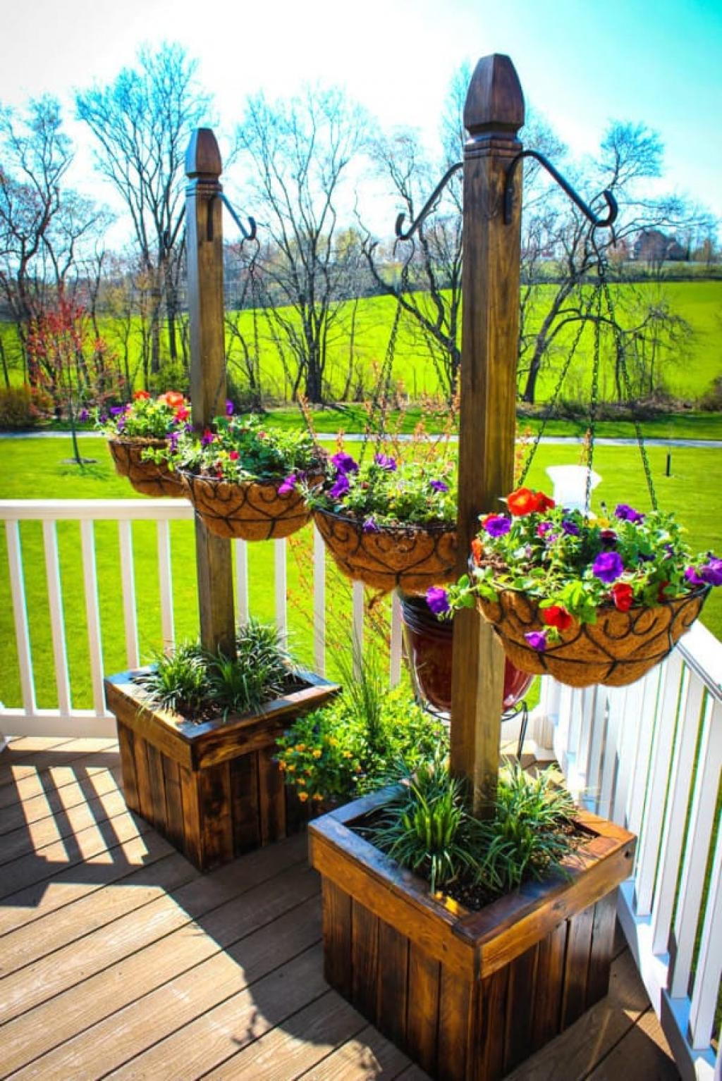 Patio Planters Ideas