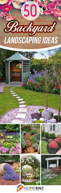50 Best Backyard Landscaping Ideas and Designs in 2017