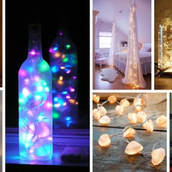 Best Led Light Bulbs For Living Room Modern Armchairs 33 String Lights Decorating Ideas And Designs 2017