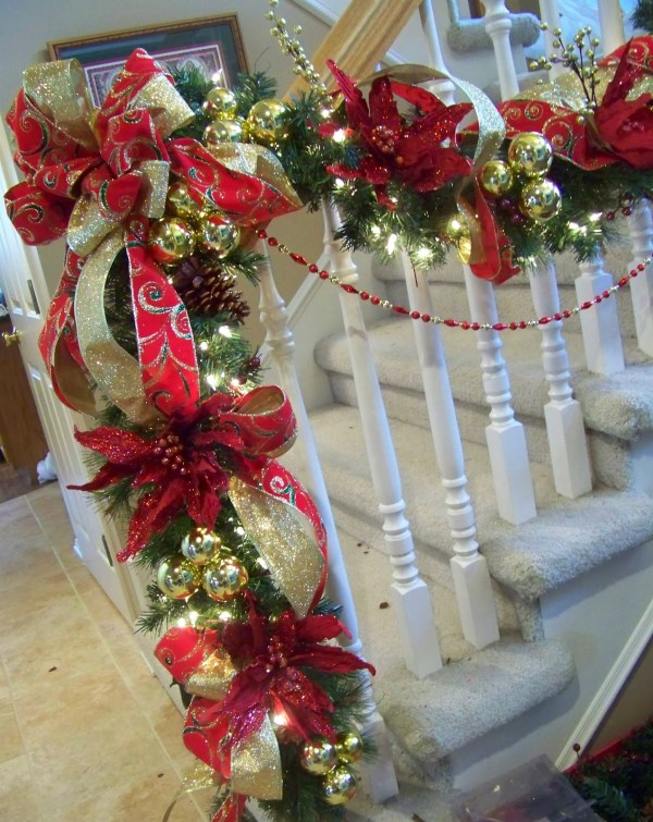 Christmas Garland Decoration Ideas
