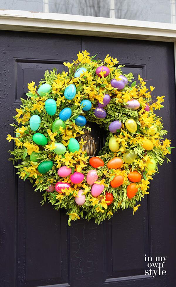 diy easter decorations 17