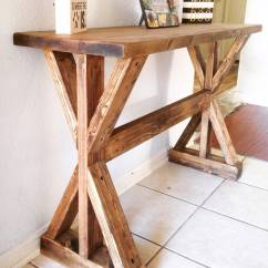 Farmhouse Sofa Table Plans Bear T Shirt 37 Best Entry Ideas Decorations And Designs For 2017