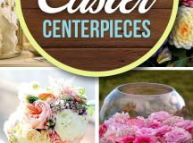 27 Best DIY Easter Centerpieces (Ideas and Designs) for 2017
