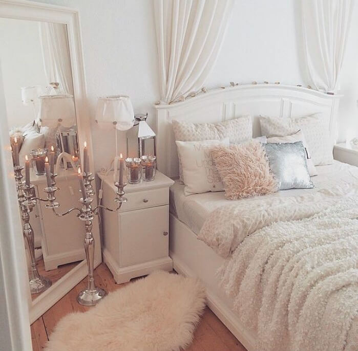 shabby chic sofa bed uk best pottery barn 30 rustic glam decoration ideas and designs for 2017