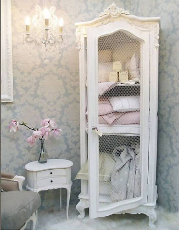 French Country Shabby Chic Decorating Ideas