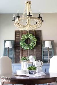 DIY Home Decor: 18 Ways to Repurpose Old Shutters - Style ...