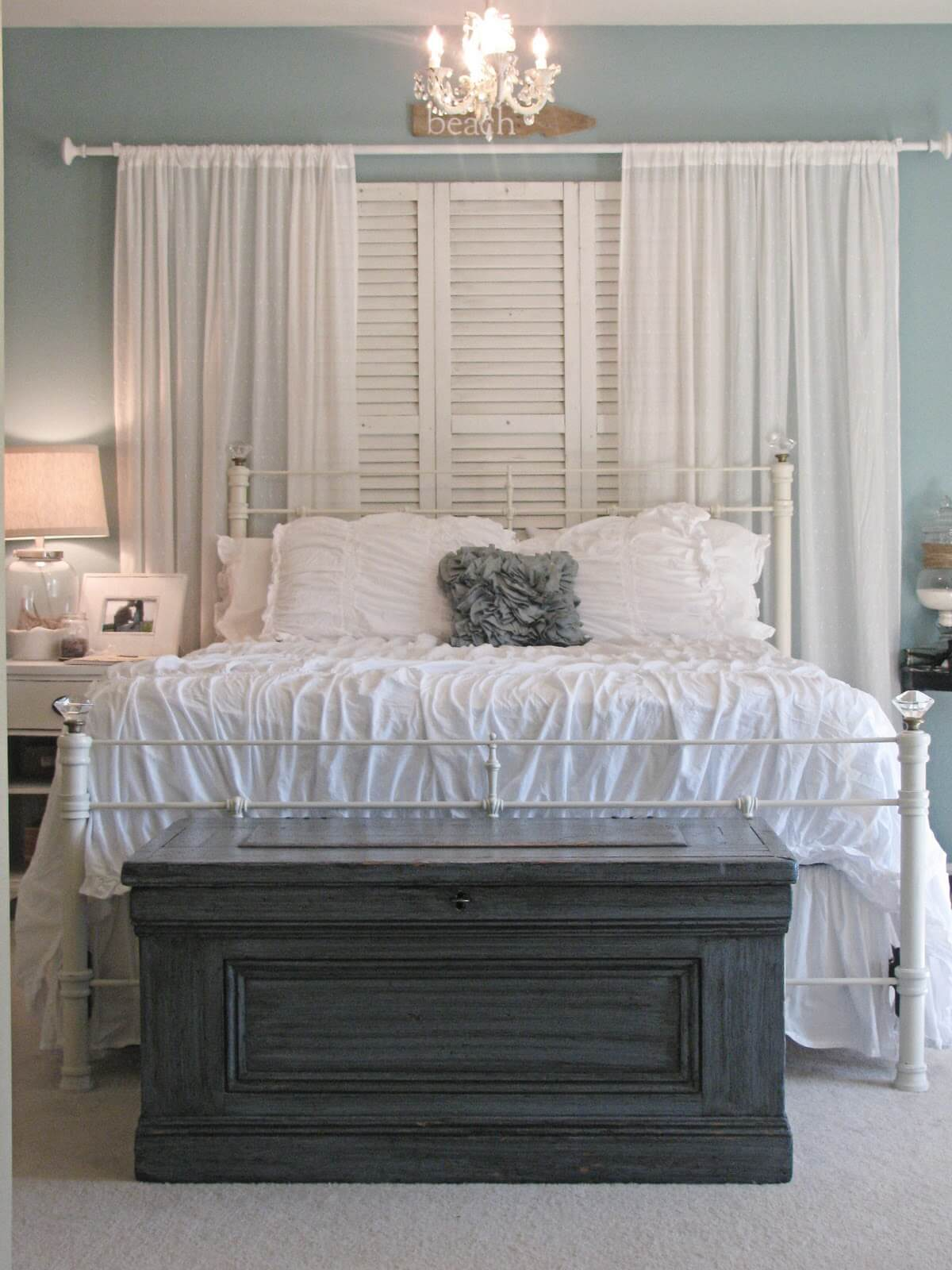 DIY Home Decor 18 Ways To Repurpose Old Shutters