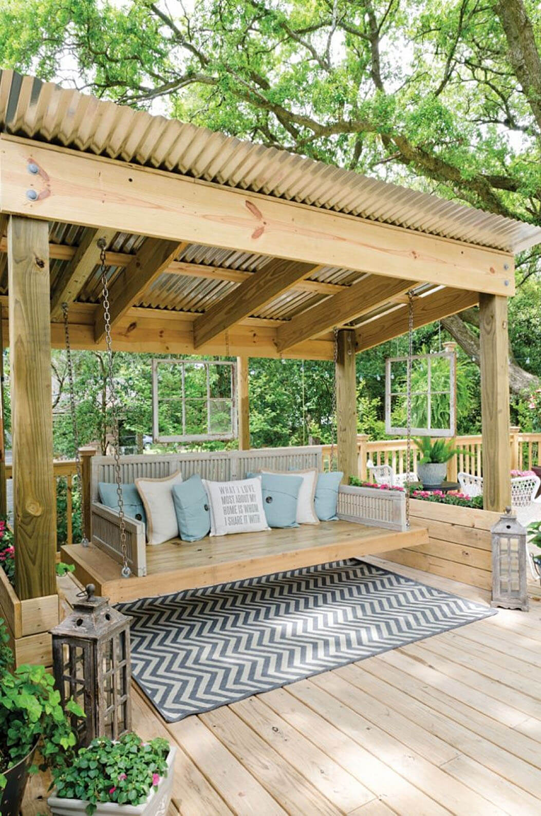 Unique Porch Swings